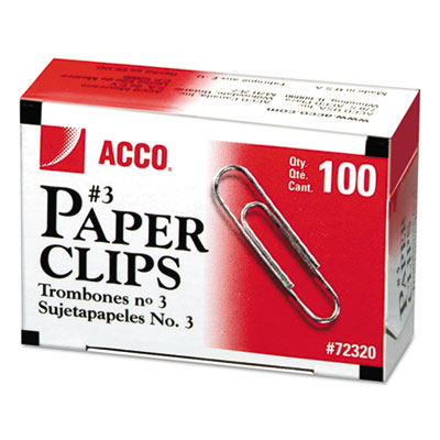 ACCO 72320 Paper Clips