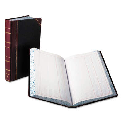 Boorum & Pease 9500J Journal with Black and Red Cover