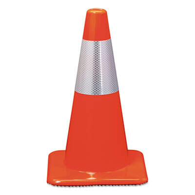 3M 90128R Reflective Safety Cone