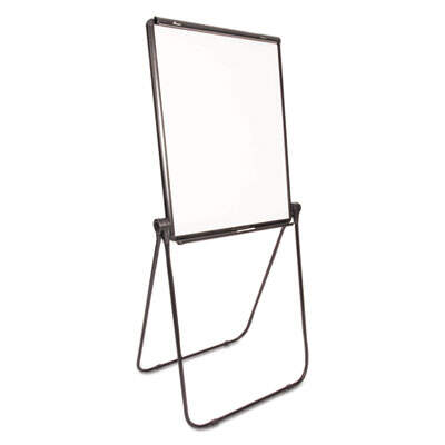 AbilityOne 6421223 SKILCRAFT Quartet Dual-Sided Total Erase Easel