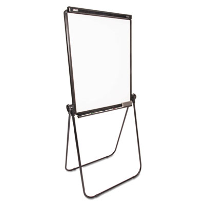 AbilityOne 6421225 SKILCRAFT Quartet Dual-Sided Total Erase Easel