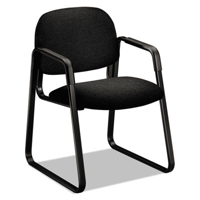 HON 4008AB10T Solutions Seating 4000 Series Sled Base Guest Chair