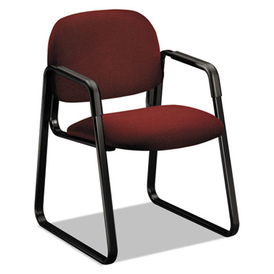 HON 4008AB62T Solutions Seating 4000 Series Sled Base Guest Chair