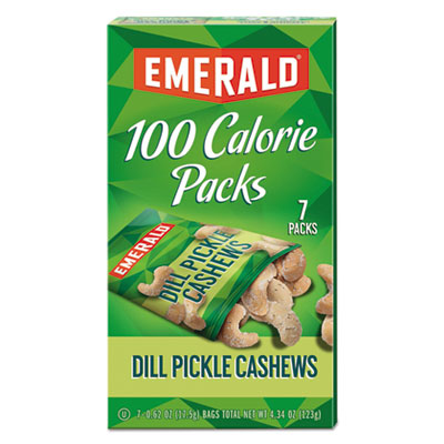 Emerald 33525 100 Calorie Pack Nuts