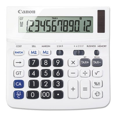 Canon 0633C001 TX-220TSII Portable Display Calculator