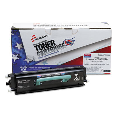 AbilityOne 6337856 Black Toner Cartridge