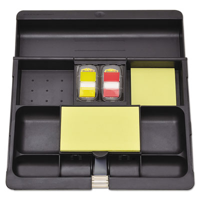3M C71 Post-it Recycled Plastic Desk Drawer Organizer Tray