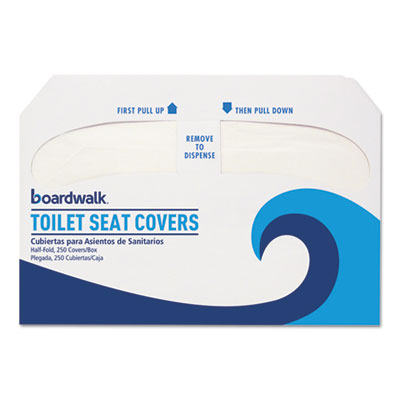 Boardwalk K1000 Premium Toilet Seat Covers