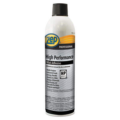 Zep 1046691 Professional High Performance Mist Adhesive