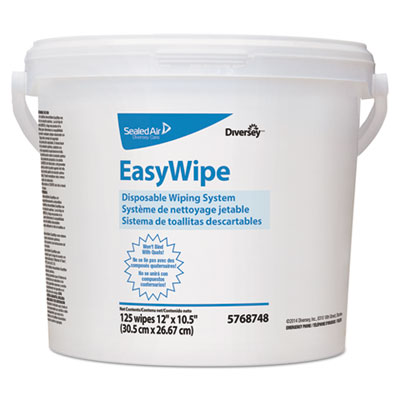 Diversey 5768748 Easywipe Disposable Wiping Refill