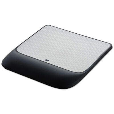 3M MW85B Mouse Pad with Precise Mousing Surface with Gel Wrist Rest