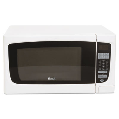 Avanti MO1450TW 1.4 Cubic Foot Electronic Microwave with Touch Pad