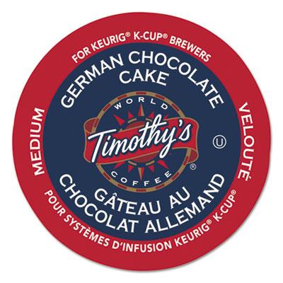 Keurig K Cups German Chocolate Cake