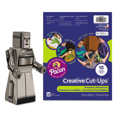 Pacon 1000085 Creative Cut Ups