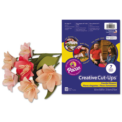 Pacon 1000084 Creative Cut Ups