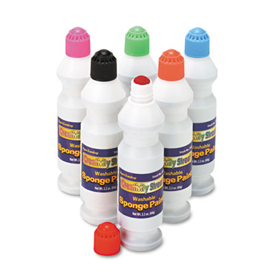 Xstamper 2400 Creativity Street Sponge Paint Set