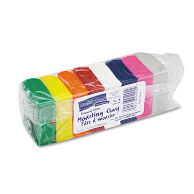 Xstamper 4092 Chenille Kraft Modeling Clay Assortment