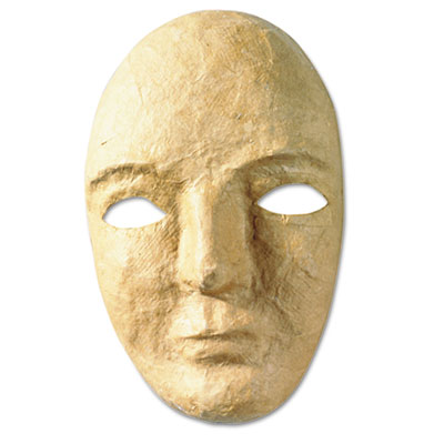 Xstamper 4190 Creativity Street Papier-Mache Mask