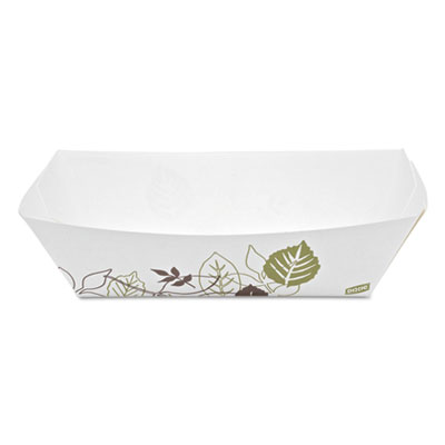 Dixie KL500PATH Kant Leek Polycoated Paper Food Tray