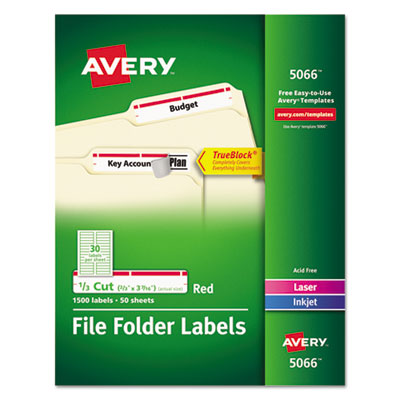 Avery printer supplies avery labels stickers avery 5066 labels maxwellsz