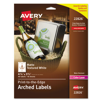 Avery 22826 Labels