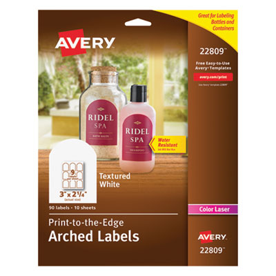 Avery 22809 Labels