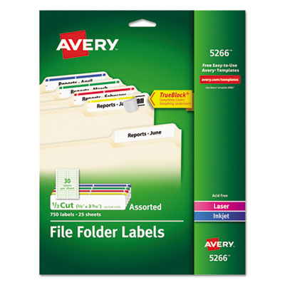 Avery 5266 Labels