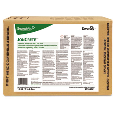 Diversey 95104861 JonCrete Superior Adhesion and Cure Seal