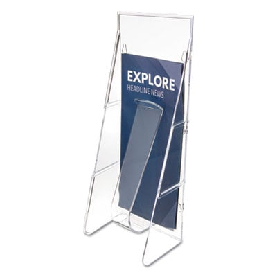 deflecto 55601 Stand Tall Literature Holder