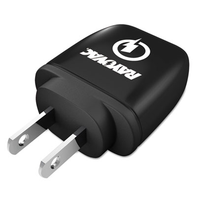Rayovac PS101 Single USB Wall Charger