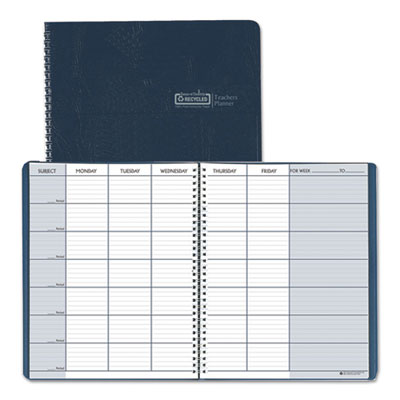 House of Doolittle 50907 100% Recycled Teachers Planner