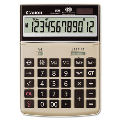 Canon 1072B008 TS1200TG Desktop Calculator