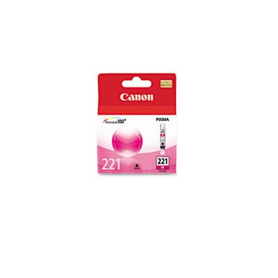 Canon CLI 221 Magenta Ink Cartridge