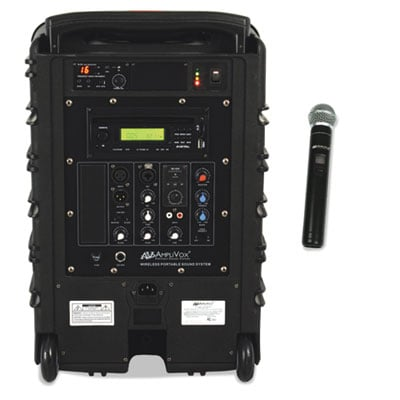 AmpliVox SW800 Titan Wireless Portable PA System