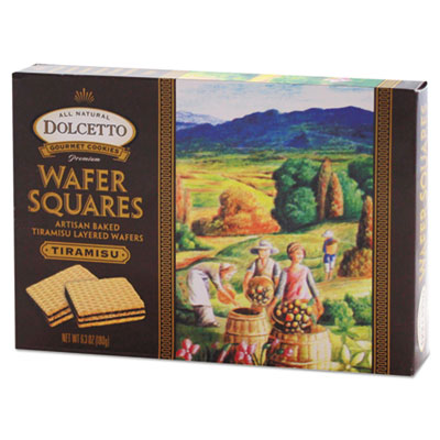 Dolcetto 657 Wafers