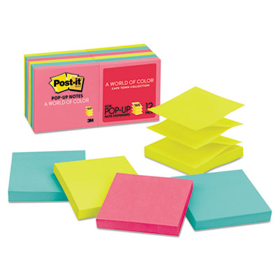 Post-it R33012AN Pop-up Notes Original Pop-up Refill