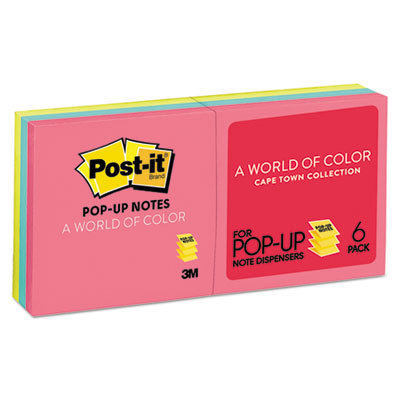 Post-it R330AN Pop-up Notes Original Pop-up Refill