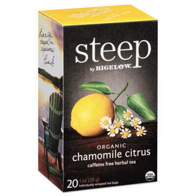 Bigelow 17707 steep Tea