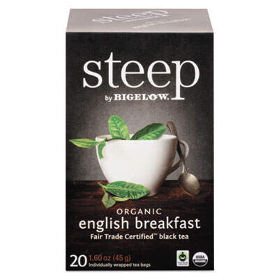 Bigelow 17701 steep Tea