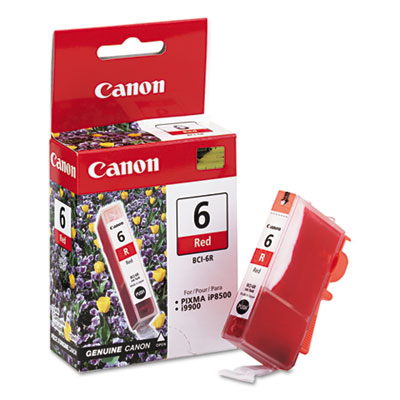 Canon BCI-6 Red Ink Cartridge
