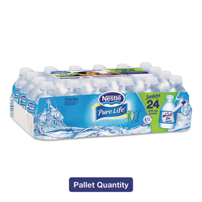 Nestle Waters 12128772P Pure Life Purified Water