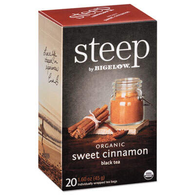 Bigelow 17712 steep Tea