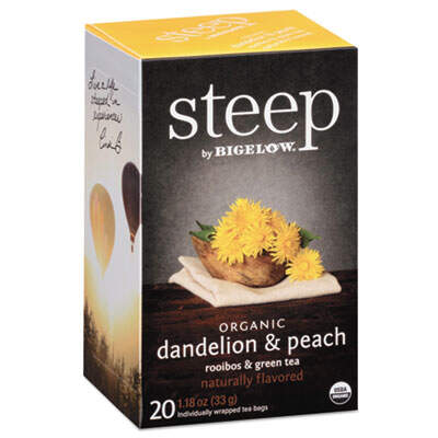 Bigelow 17715 steep Tea