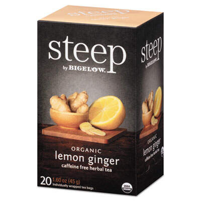 Bigelow 17704 steep Tea