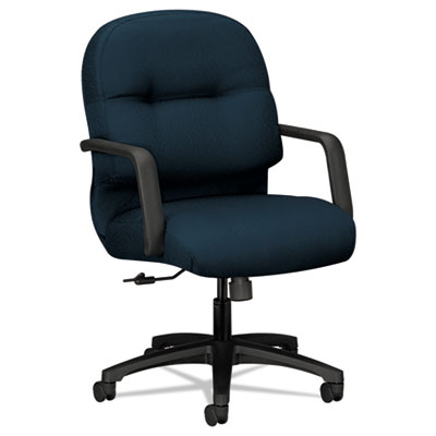 HON 2092NT90T Pillow-Soft 2090 Series Managerial Mid-Back Swivel/Tilt Chair