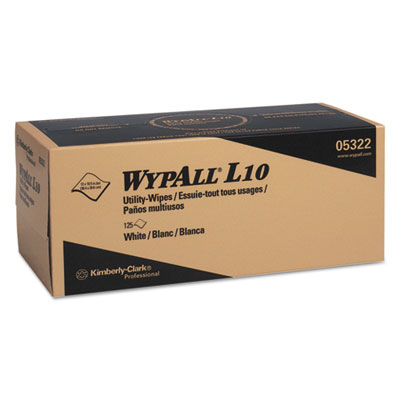 WypAll 05322 WypAll L10 Utility Wipes