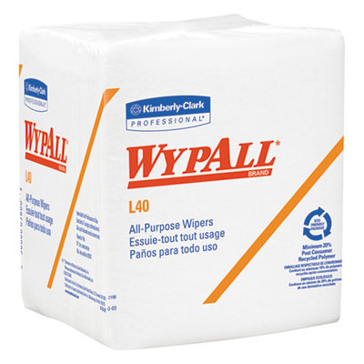 WypAll 05600 WypAll L40 Wipers