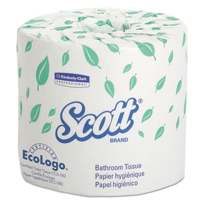 Scott 04460 Standard Roll Bathroom Tissue