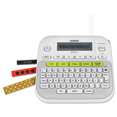 Brother PTD210 Label Makers