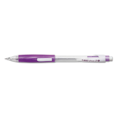 BIC MPSC11BK Velocity Side Clic Pencil